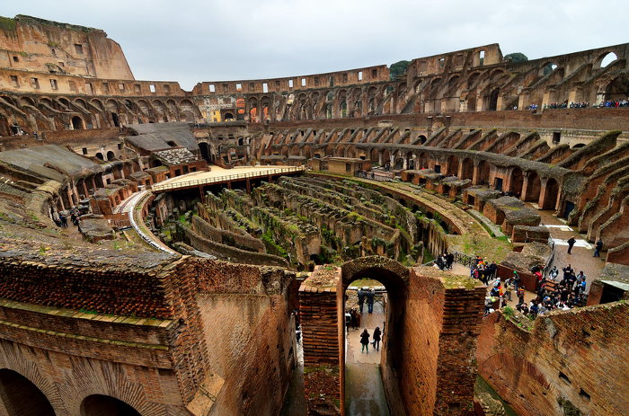 A quick guide to the Roman Colosseum architecture StayCiao Blog