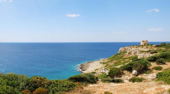porto-selvaggio-torre-uluzzo-beach-salento-puglia