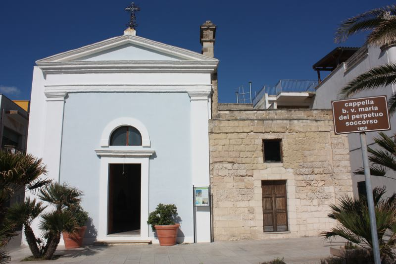 The history of Porto Cesareo in Puglia