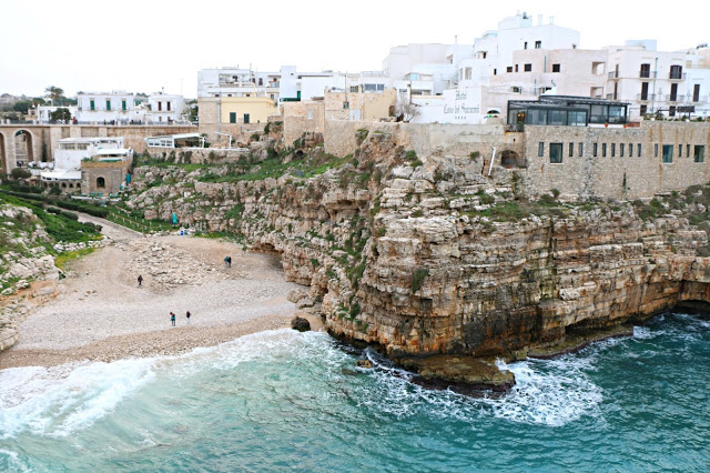 Where to eat in Polignano: my favourite places