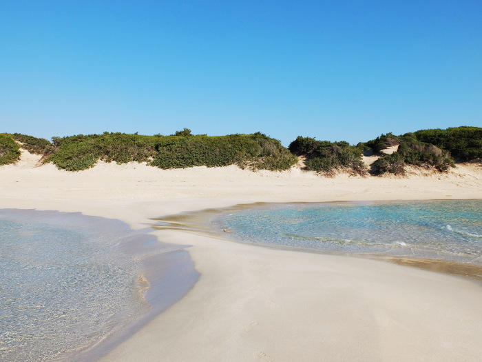 Punta Prosciutto in Puglia is among the 29 most beautiful beaches in the world