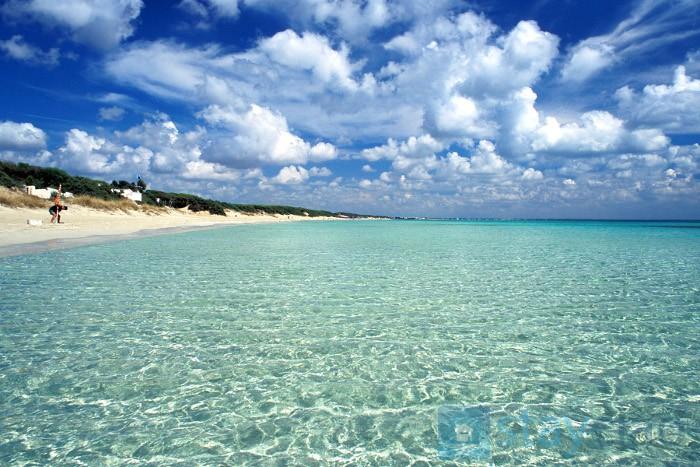 Punta Prosciutto Beach Puglia Nto